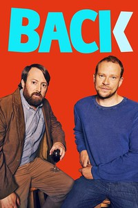 Back movie cover