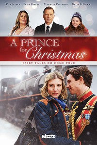 A Prince for Christmas (Small Town Prince) main cover