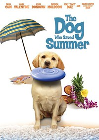 The Dog Who Saved Summer main cover