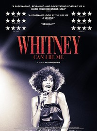 Whitney: Can I Be Me main cover