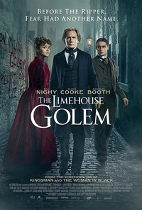 The Limehouse Golem main cover