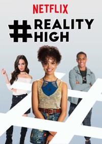 #REALITYHIGH main cover