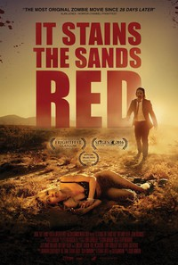 It Stains the Sands Red main cover