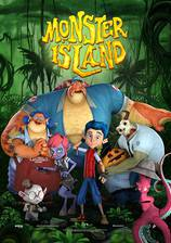 Monster Island movie cover