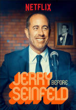 Jerry Before Seinfeld movie cover