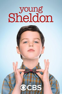 Young Sheldon movie cover