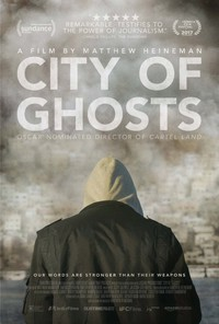 City of Ghosts main cover