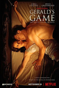 Gerald's Game main cover