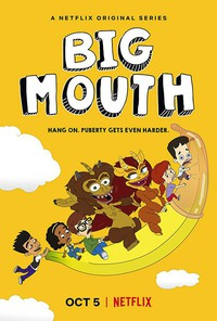 Big Mouth movie cover