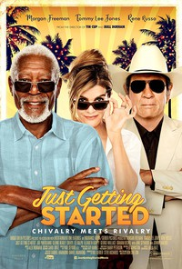 Just Getting Started main cover