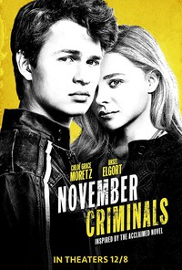 November Criminals main cover
