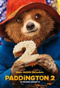 Paddington 2 main cover