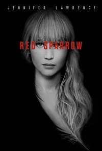 Red Sparrow main cover