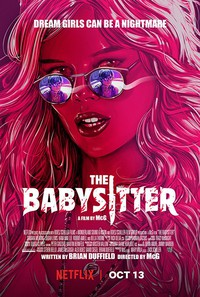 The Babysitter main cover