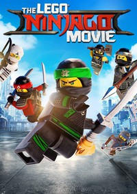 The LEGO Ninjago Movie main cover