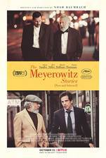 The Meyerowitz Stories movie cover