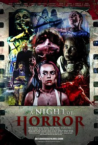 A Night of Horror Volume 1 main cover