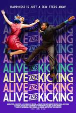 Alive and Kicking movie cover