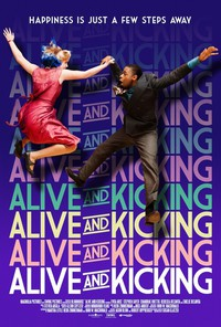 Alive and Kicking main cover