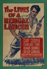 The Lives of a Bengal Lancer main cover