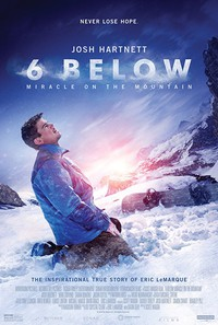 6 Below: Miracle on the Mountain main cover