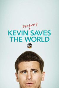 Kevin (Probably) Saves the World   movie cover