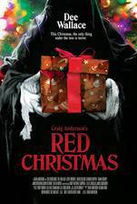Red Christmas movie cover