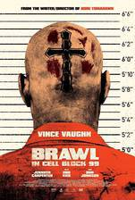 Brawl in Cell Block 99 movie cover