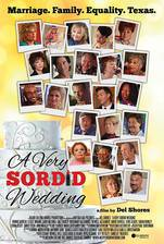 A Very Sordid Wedding movie cover