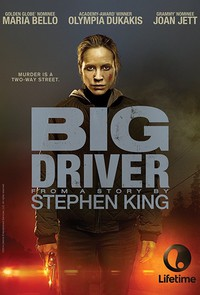 Big Driver main cover