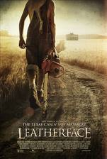 leatherface movie cover