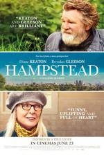 hampstead movie cover