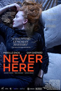 Never Here main cover