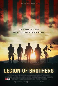 Legion of Brothers main cover