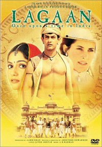 Lagaan: Once Upon a Time in India main cover