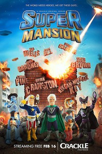 SuperMansion movie cover