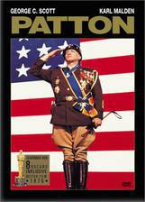 patton movie cover