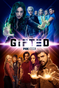The Gifted movie cover