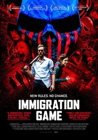 Immigration Game main cover