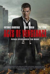 Acts Of Vengeance main cover