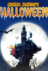 Michael Jackson's Halloween main cover
