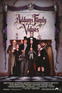 Addams Family Values main cover