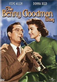 The Benny Goodman Story main cover