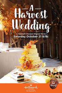 A HARVEST WEDDING main cover