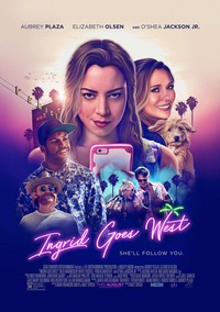 Ingrid Goes West main cover