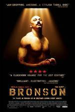 bronson movie cover