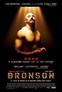 Bronson main cover