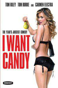 I Want Candy main cover
