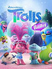 Trolls Holiday movie cover