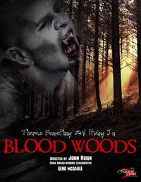 Blood Woods main cover